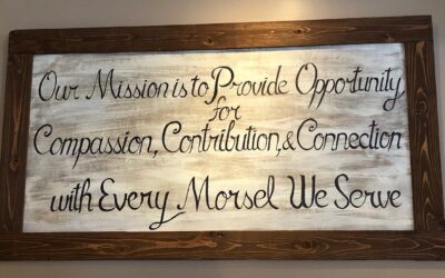 Mission Statement….