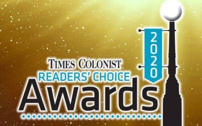 Times Colonist 2020 Reader's Choice Awards